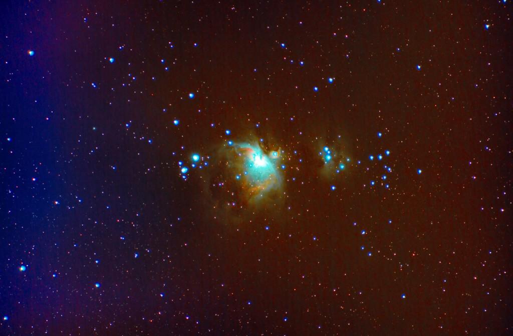 M42 using 300mm lens